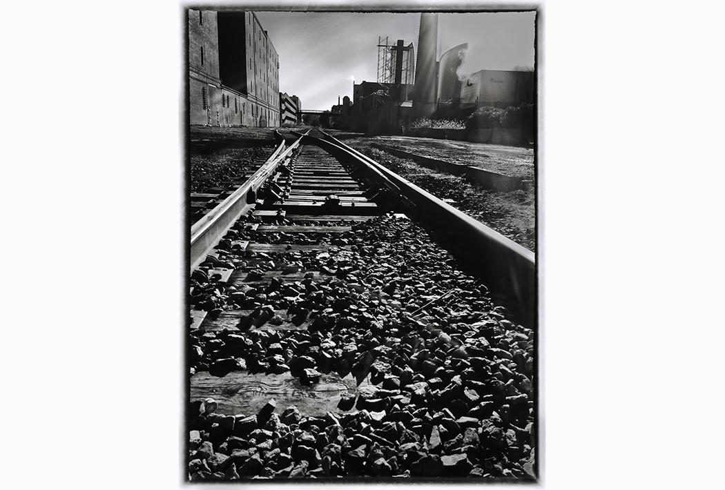 Berkeley Rail track