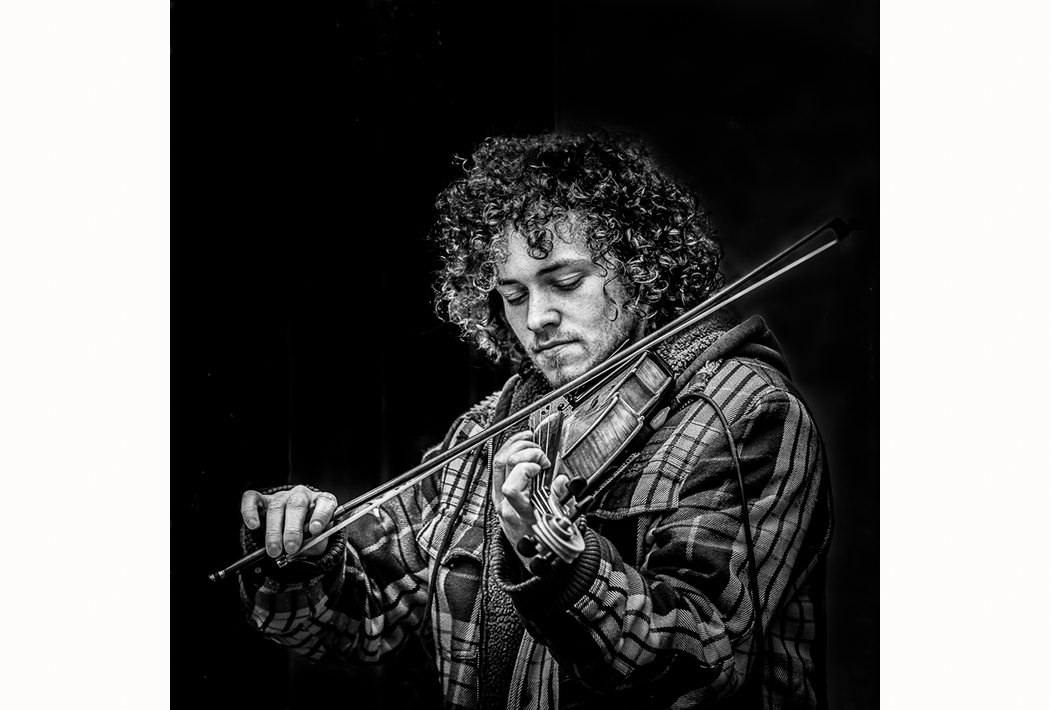 Irish Trad Fiddler